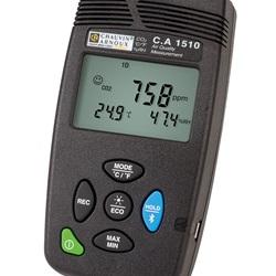 C.A 1510 REGISTRATORE CO2/TD.E UMIDIT… R