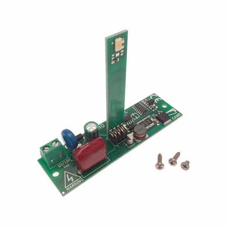 Scheda elettronica lampeggiatore led 24V