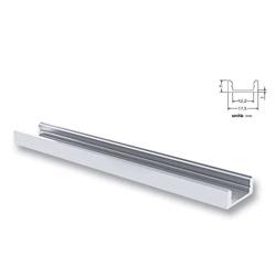 Profilo 2Metri S7+Copertura Trasparente (Conf.30Pz)