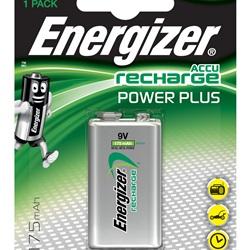 ENERGIZER Power Plus 9V BP1 175