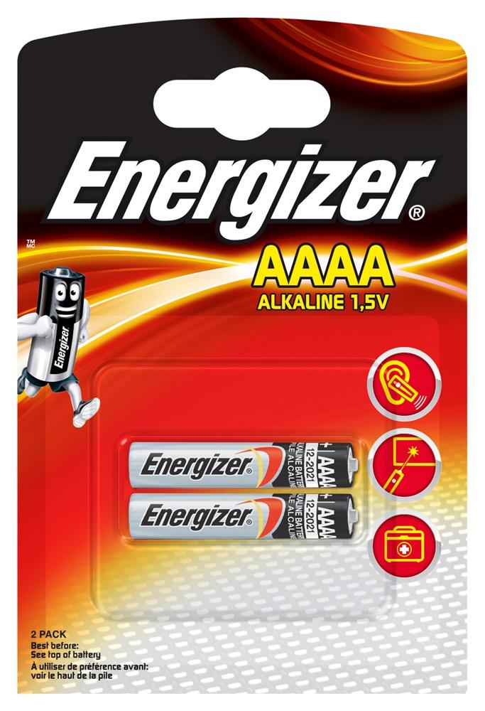 ENERGIZER AAAA/LR61 BP2