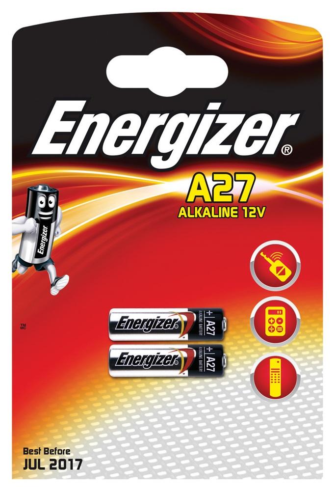 ENERGIZER A27 Alkaline BP2