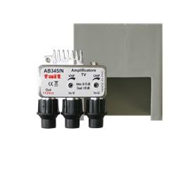 Amplificatore Palo 18Db 2 Ingressi 2