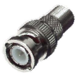 Connettore Bnc Maschio + Cap