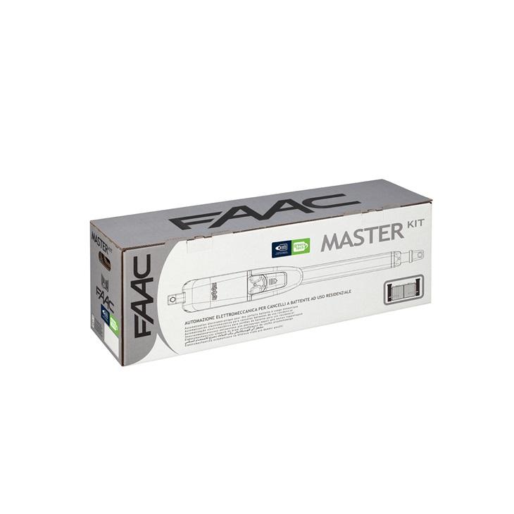 Master Kit Green Automazione elettromeccanica 230V per cancelli a battente