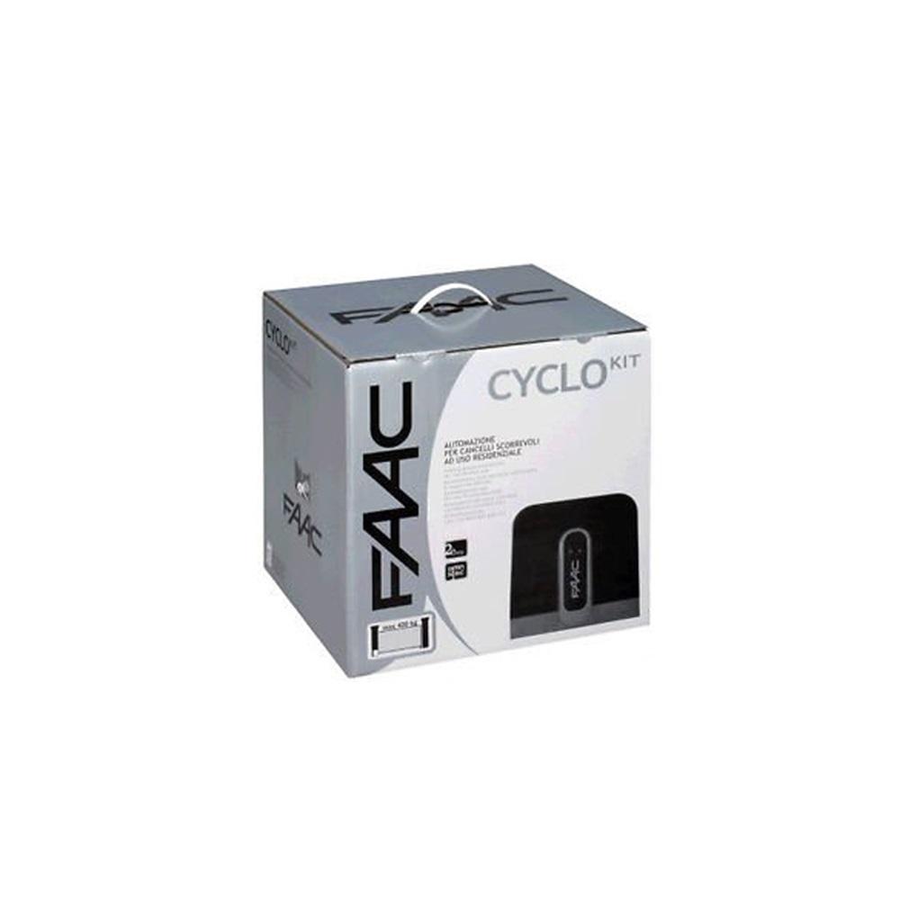 Cyclo Kit Automazione elettromeccanica per per cancelli scorrevoli