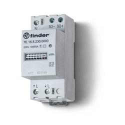 Contatore di energia AC (50Hz) 230 V versione conforme direttiva MID