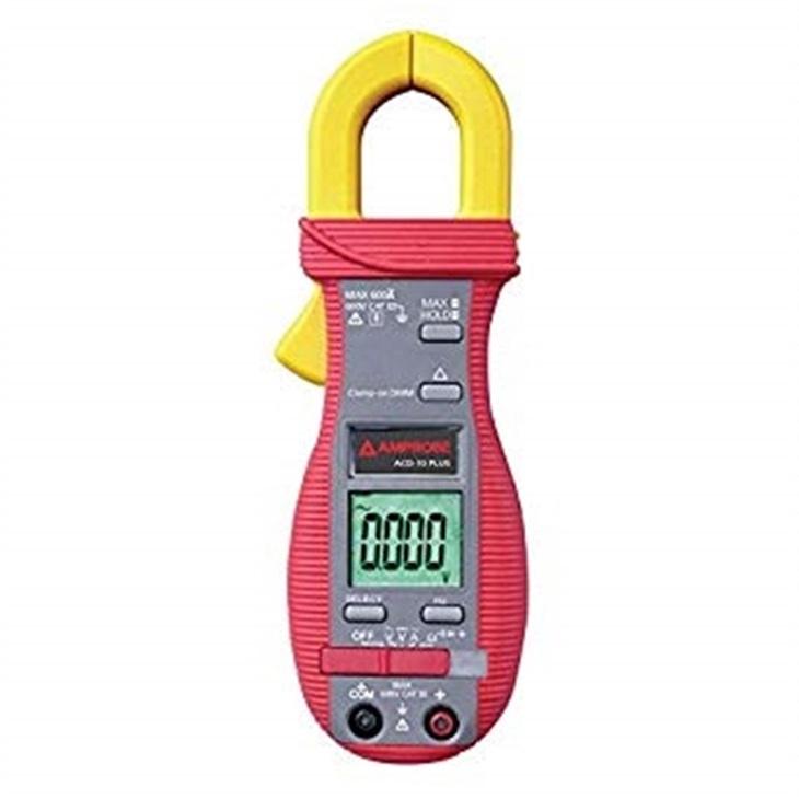 Multimetro a Pinza Fluke Amprobe 600A