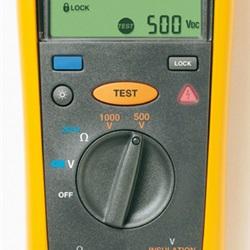 Fluke 1503 Tester della resistenza disolamento - tensione di prova di