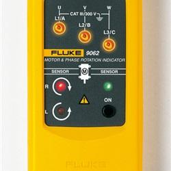 Fluke 9062 Indicatore motore e fase di rotazione