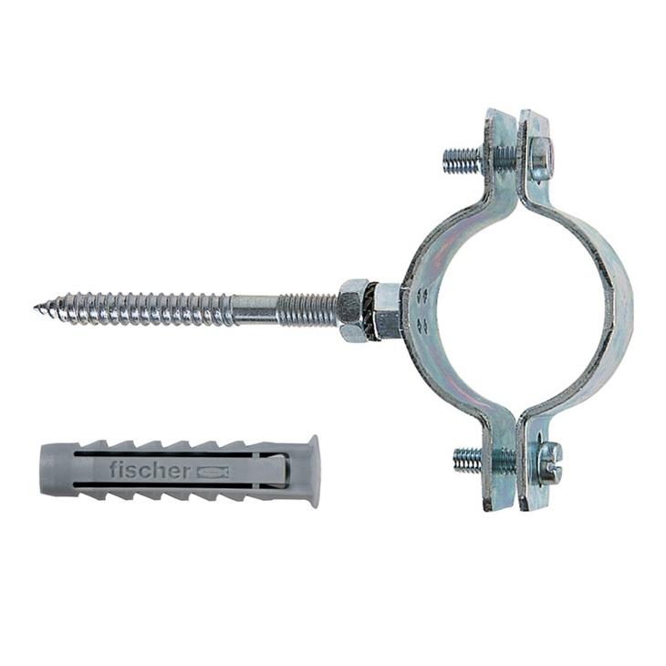 Collare in acciaio per tubi CPS-V 1/2