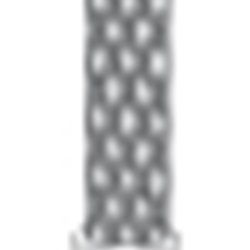 PAS4009101 11VAtC PVC blanc 10,25mm