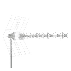 Antenna BLU 10HD LTE UHF