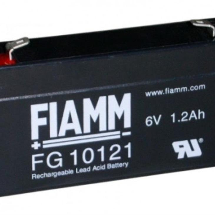 Batteria Fiamm 1,2Ah 6V