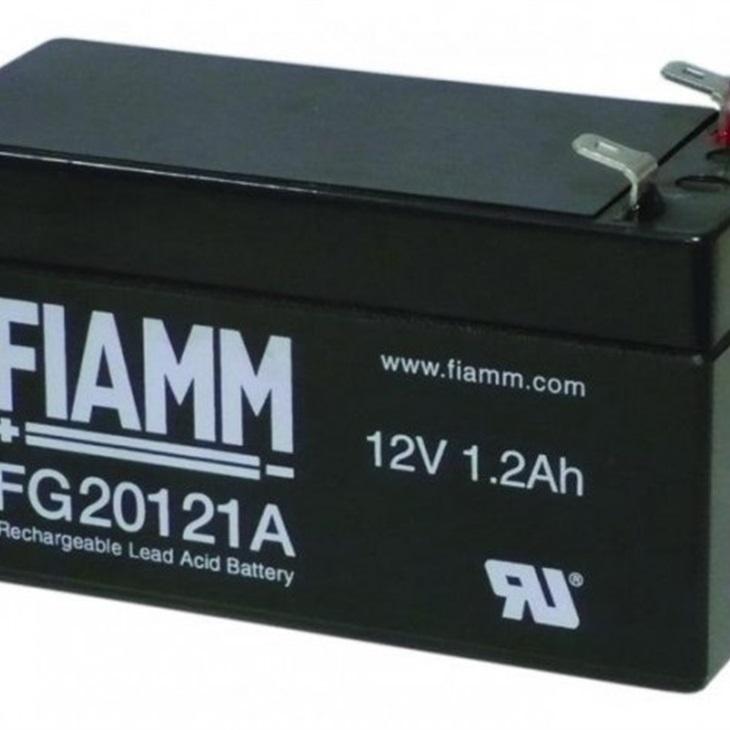 Batteria Fiamm 1,2Ah 12V Compatta