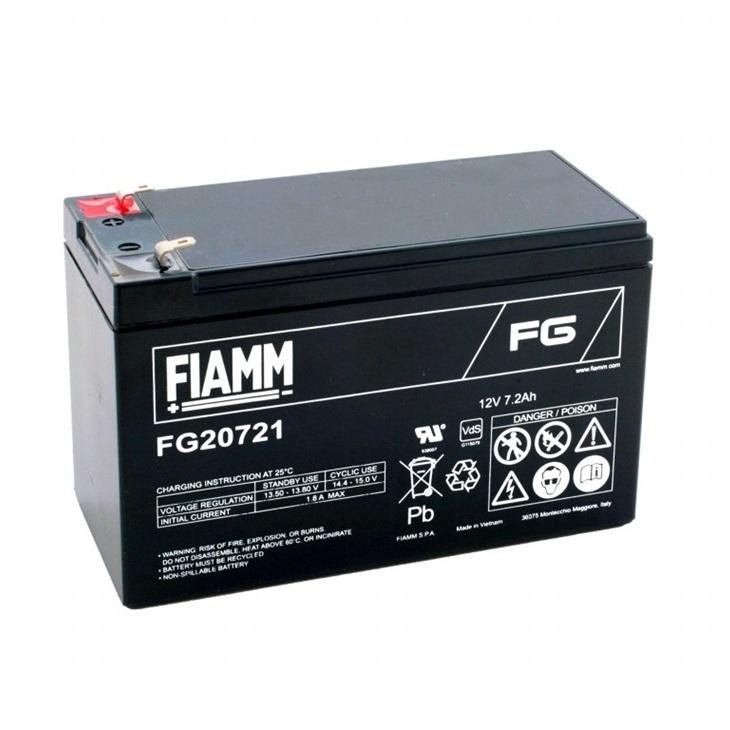 Batteria Fiamm 12Ah 12V