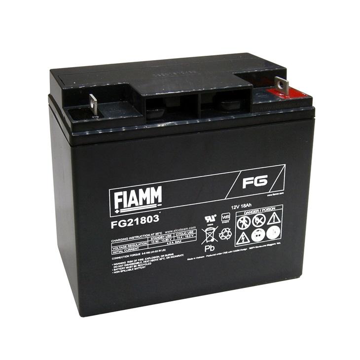 Batteria Fiamm 18Ah 12V