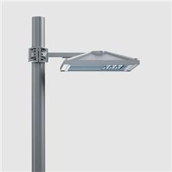 Braccio ø102mm per 1 proiettore U.F.O. corpo piccolo (423x423mm).