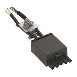 accessorio di montaggio e cablaggio passante per moduli lineari su Laser Blade System 53