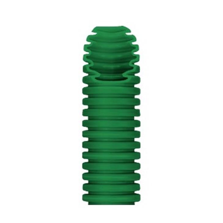 Tubo Pieghevole Corrugato Green Wall 40 mm  Verde DX22040