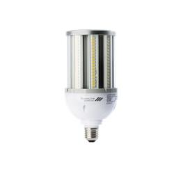 Lampione stradale LED 27W E40 Bianco Neutro apertura 360º