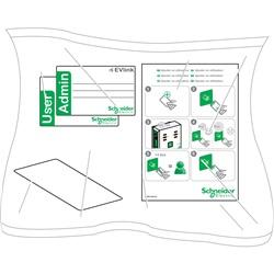 EVLINK PARKING PACK 10 BADGE RFID