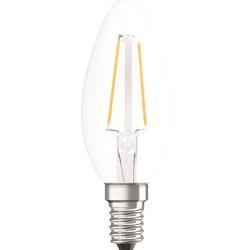 LEDPCLB25 2,8W/827 230V FIL E14 FS1