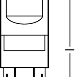 OSRAM PARATHOM LED PIN G9 G9 1,90 W 2700 K