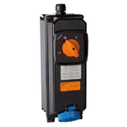 TAIS-EX PR IB-F 2P+T 40A 110V 4H 3G