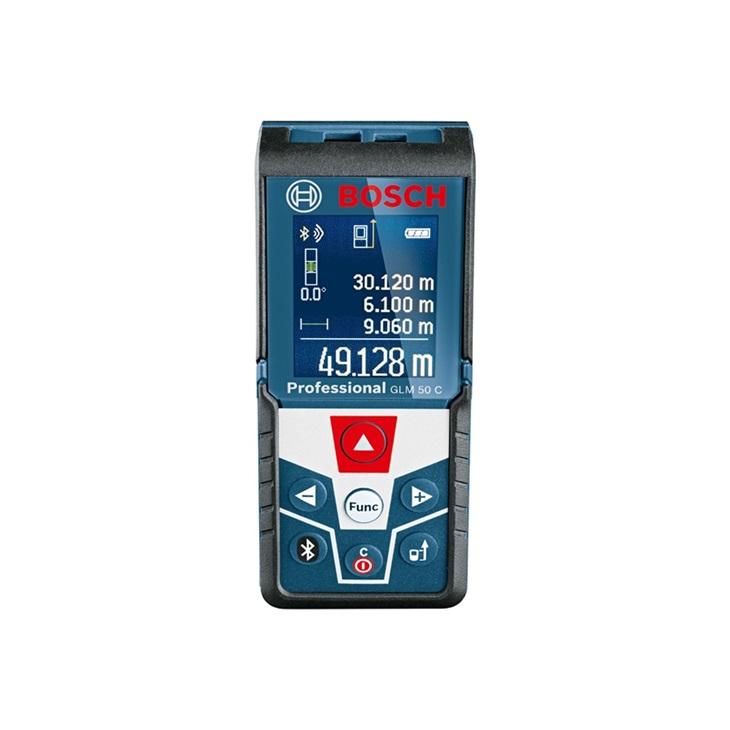 Distanziometro Laser Bosch GLM 50 C