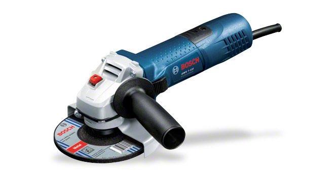 Smerigliatrice angolare Bosch GWS 7-125