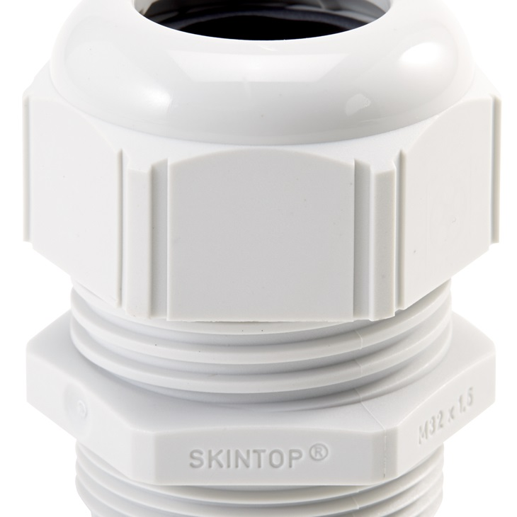 SKINTOP  ST-M 12X1,5 RAL 7001 SGY