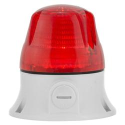 Segnalatore Mlamp S/F Red V24/240Ac Gy
