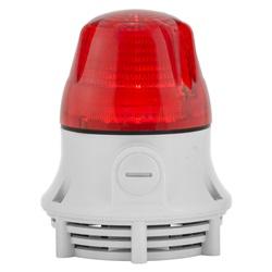 Segnalatore Mlamp S/F A Red V24Dac Gy