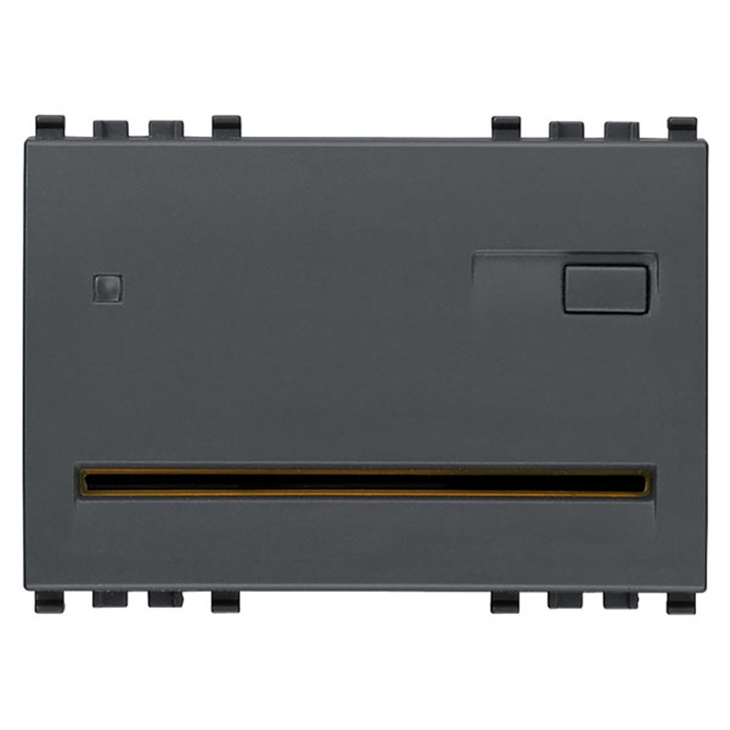 Lettore/programmatore smart card grigio