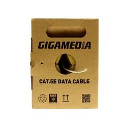 Cavo Gigamedia CAT5E UTP LSZH a 4 coppie 100mt