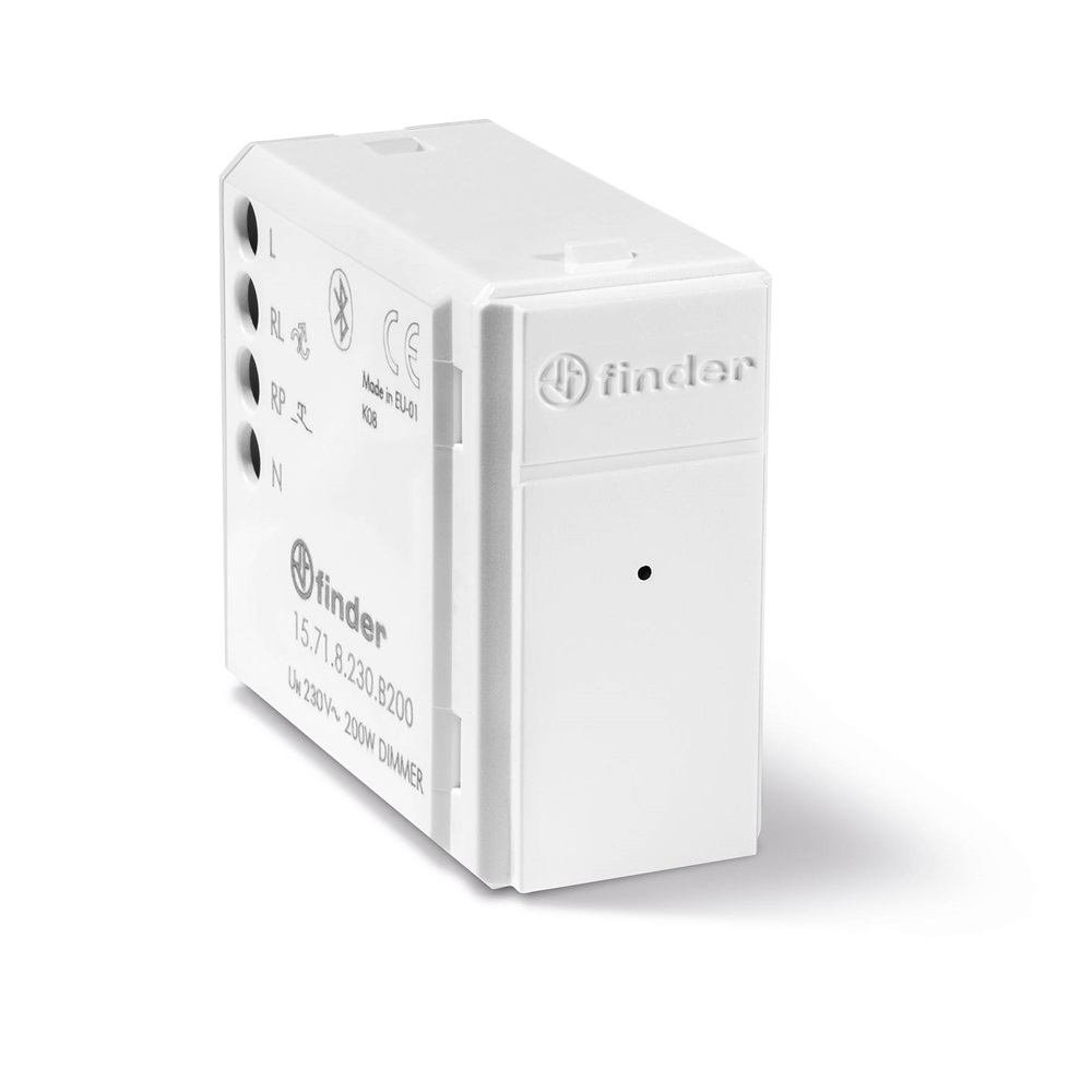 Dimmer Bluetooth Con 1 Uscita 200W Bianco